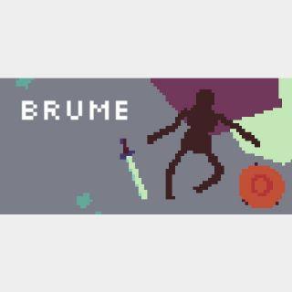 Brume STEAM Key GLOBAL