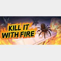 Kill It With Fire STEAM Key GLOBAL