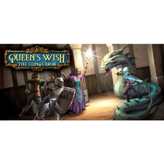 Queen's Wish: The Conqueror GOG Key GLOBAL