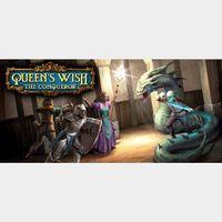 Queen's Wish: The Conqueror GOG Key GLOBAL