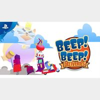 Beep! Beep! Deliveries PS4 US Region
