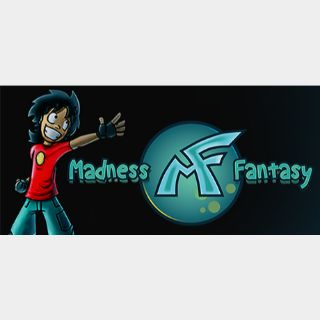 Madness Fantasy STEAM Key GLOBAL