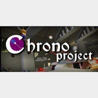 Chrono Project STEAM Key GLOBAL