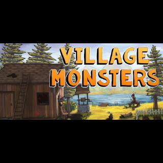 Village Monsters STEAM Key GLOBAL