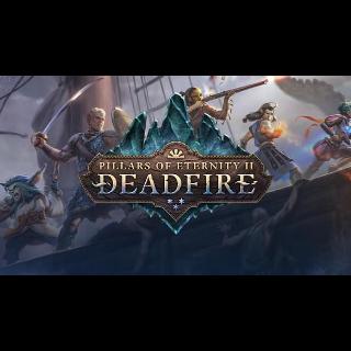 Pillars of Eternity II: Deadfire GOG Key GLOBAL