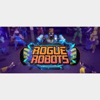 Rogue Robots STEAM Key GLOBAL