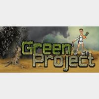 Green Project STEAM Key GLOBAL