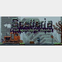 Scatteria - Post-apocalyptic shooter STEAM Key GLOBAL