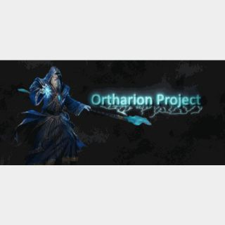 Ortharion project STEAM Key GLOBAL