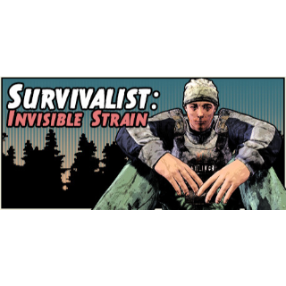 Survivalist: Invisible Strain STEAM Key GLOBAL