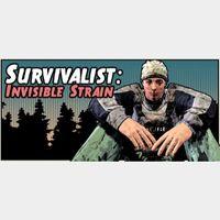 Survivalist: Invisible Strain STEAM Key GLOBAL