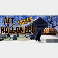 Cat Saves Halloween STEAM Key GLOBAL