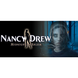 Nancy Drew®: Midnight in Salem STEAM Key GLOBAL