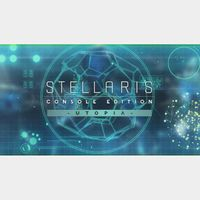 Stellaris: Console Edition - Utopia DLC PS4 US Region