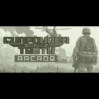 Gunpowder on The Teeth: Arcade Steam Key GLOBAL