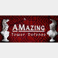 AMazing TD STEAM Key GLOBAL