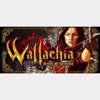 Wallachia: Reign of Dracula STEAM Key GLOBAL