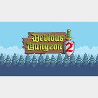 Devious Dungeon 2 PS4 EUROPE Region