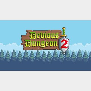 Devious Dungeon 2 PS4 EUROPE Region