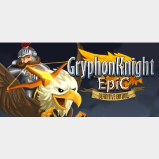 Gryphon Knight Epic: Definitive Edition STEAM Key GLOBAL