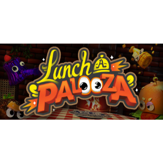 Lunch A Palooza STEAM Key GLOBAL