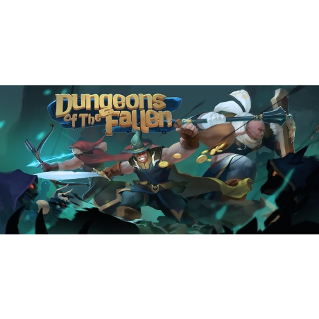Dungeons of the Fallen STEAM Key GLOBAL
