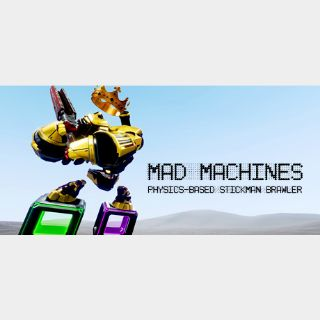 Mad Machines STEAM Key GLOBAL