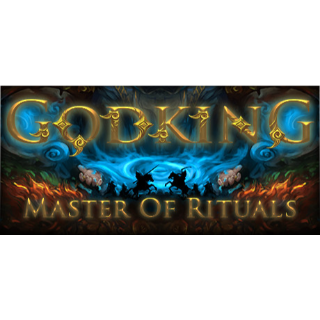 Godking: Master of Rituals STEAM Key GLOBAL