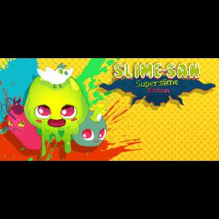 Slime-san: Superslime Edition PS4 US Region