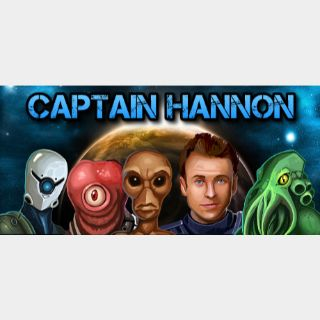 Captain Hannon - The Belanzano STEAM Key GLOBAL