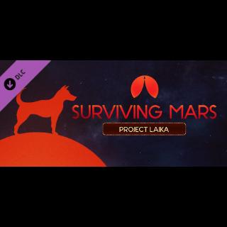 Surviving Mars: Project Laika DLC STEAM Key GLOBAL