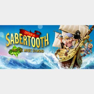 Captain Sabertooth and the Magic Diamond STEAM Key GLOBAL