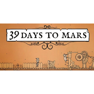 39 Days to Mars PS4 US Region
