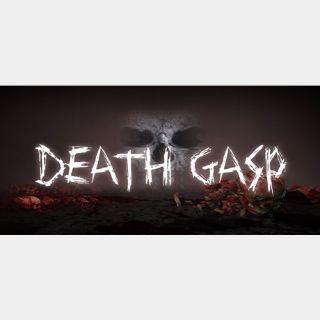 Death Gasp STEAM Key GLOBAL