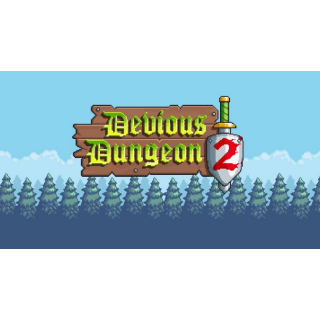Devious Dungeon 2 PS4 US Region
