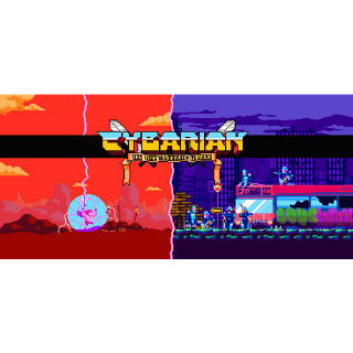 Cybarian: The Time Traveling Warrior SWITCH EUROPE Region