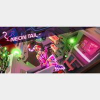 Neon Tail STEAM Key GLOBAL