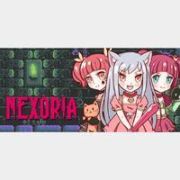 Nexoria: Dungeon Rogue Heroes STEAM Key GLOBAL
