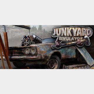 Junkyard Simulator STEAM Key GLOBAL