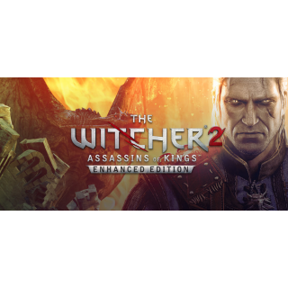 The Witcher 2: Assassins of Kings Enhanced Edition GOG Key GLOBAL