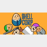 Shell Corp STEAM Key GLOBAL