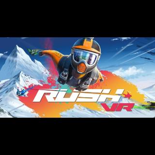 Rush VR PS4 US Region