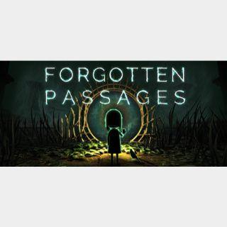 Forgotten Passages STEAM Key GLOBAL