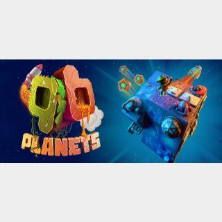 QB Planets STEAM Key GLOBAL
