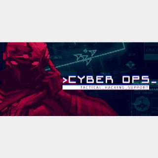 Cyber Ops STEAM Key GLOBAL