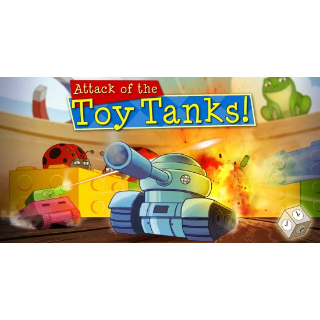 Attack of the Toy Tanks PS4 US Region