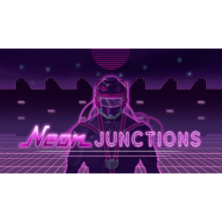 Neon Junctions PS4 US Region