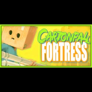 Cartonfall: Fortress - Defend Cardboard Castle STEAM Key GLOBAL