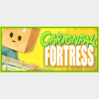 Cartonfall: Fortress - Defend Cardboard Castle STEAM Key GLOBAL