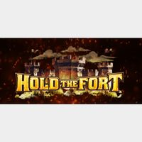 Hold The Fort STEAM Key GLOBAL